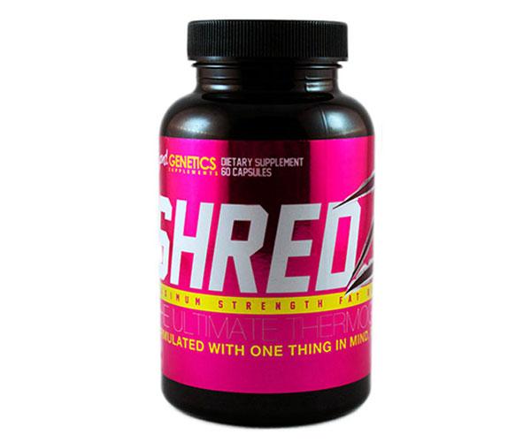 Shredz for Her review