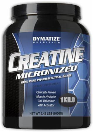 Dymatize Creatine review