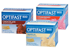 Optifast 800 review