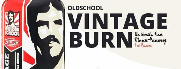 Vintage Burn
