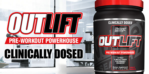 Nutrex Outlift review