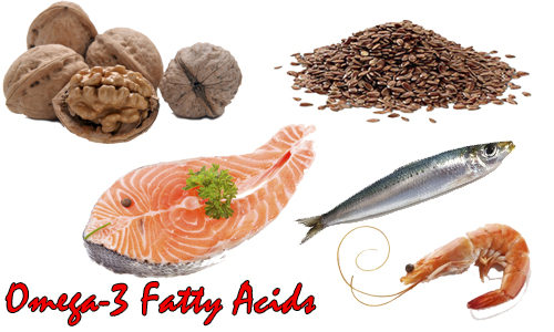 Omega-3-Fatty-Acids for ED
