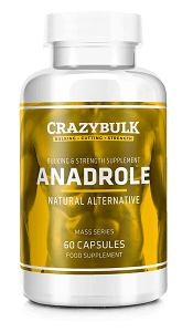 ANADROLE bottle