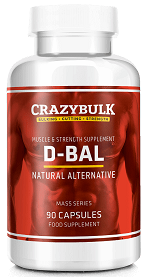 D-BAL bottle