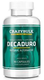 DECADURO bottle