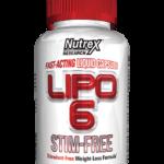 LIPO 6 STIM Free review