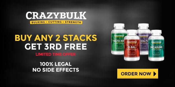 crazy bulk stack free