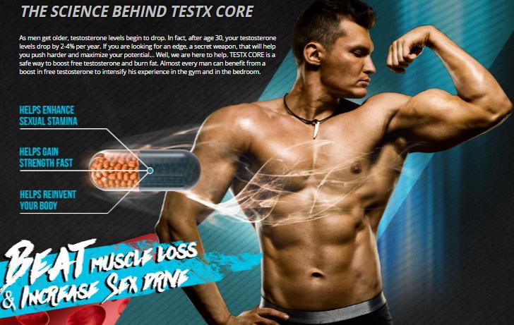 Testx Core science