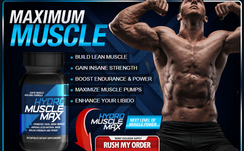 Hydro Muscle Max review