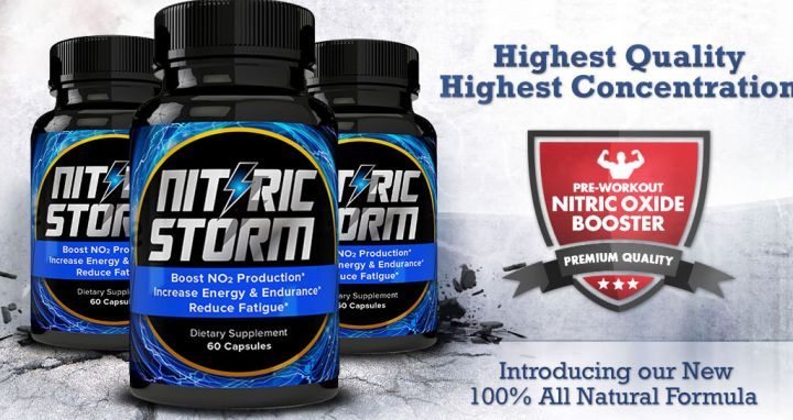 Nitric Storm review
