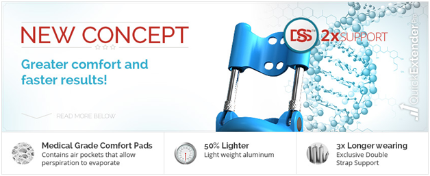 Quick Extender Pro comfort