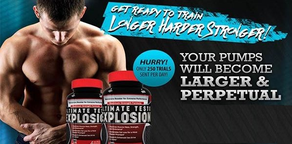 Ultimate Testo Explosion Review Side Effects Ingredients