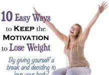 How to Stay Motivated to Lose Weight?