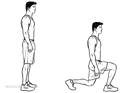 lunges-weight-loss-exercise