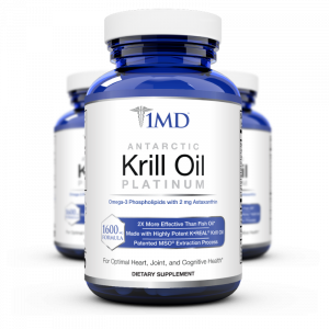 1MD Krill Oil Platinum Review