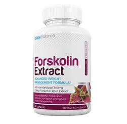Qute balance Forskolin Review