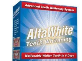 Alta White Teeth Whitening