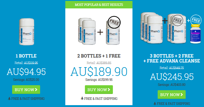Phenq Price Australia