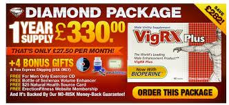 Vigrx Plus uk price