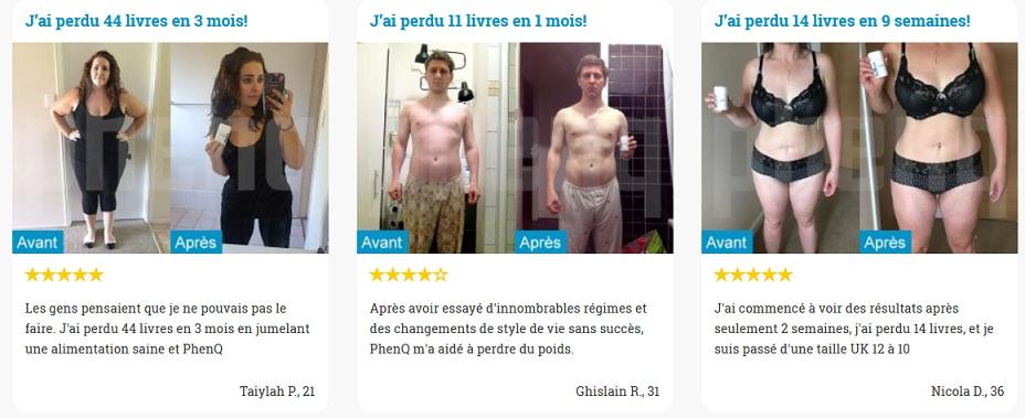 phenq french testimonials