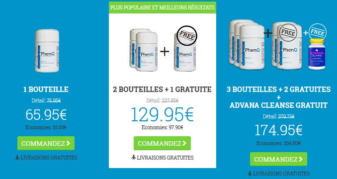 phenq price french
