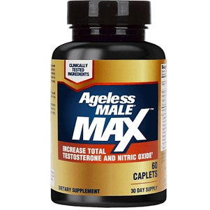 Ageless Male Max review