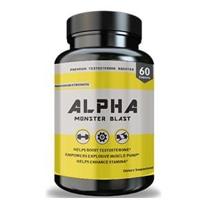 Alpha Monster Blast