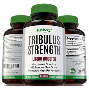 Tribulus terrestris supplement review